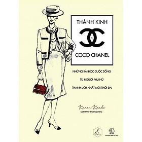 Sách - Thánh Kinh Theo Coco Chanel  (tặng kèm bookmark)