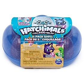 Bộ vỏ sò 6 trứng Hatchimals mini S5 SPIN MASTER 6046155