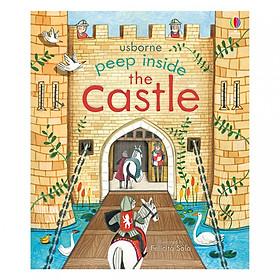Usborne peep inside the Castle