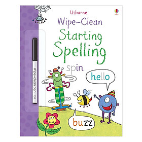 Usborne Starting Spelling