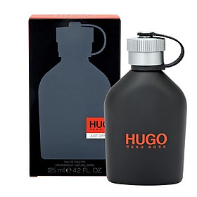 Hugo Boss Just Different Eau de Toilette 125ml Spray