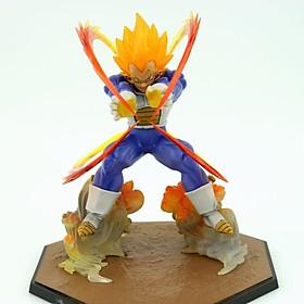 Mô Hình - Figure Vegeta Super Saiyan Cao 15cm - Dragon Ball