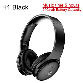 H1 Pro Bluetooth Wireless Headset HIFI Stereo Noise Reduction Gaming Earphone with Microphone