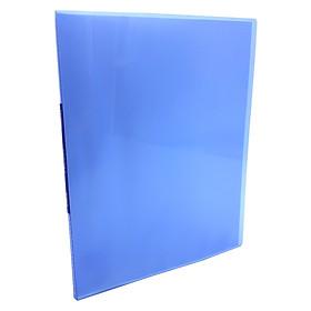 Bìa 10 Lá KingJim 186-10GSV - Cobalt Blue