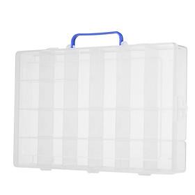 Hộp Nhựa Đựng Linh KiệnSữa Chữa Thiết Bị Điện (20 Ngăn)