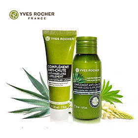 Bộ Đôi Gội Xả Dành Cho Tóc Gãy Rụng YYves Rocher Lifeless Hair Stimulating-1