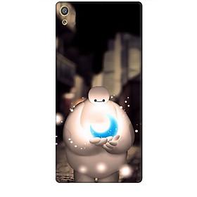 Ốp lưng dành cho điện thoại SONY XA ULTRA hình Big Hero Mẫu 05