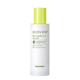 GREEN VITA C SMOOTHING EMULSION