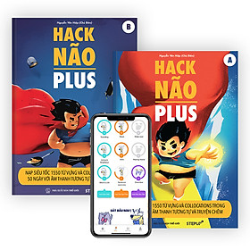 Hack Não Plus (trọn bộ 2 cuốn)
