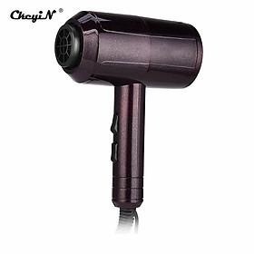 Máy sấy tóc CkeyiN theo công nghệ Ion và không gây hư tổn cho tóc