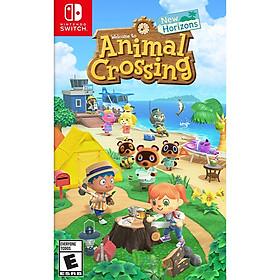 Game Animal Crossing: New Horizons cho máy nintendo switch- hàng nhập khẩu