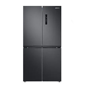 Tủ lạnh Samsung Inverter 488 lít RF48A4000B4/SV Mới 2021 - HÀNG CHÍNH HÃNG - CHỈ GIAO HCM