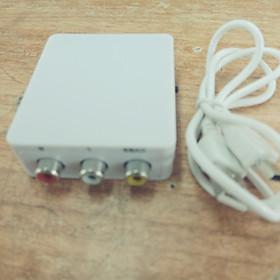 Bộ chuyển đổi tín hiệu HDMI ra AV