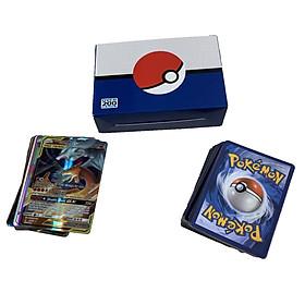 Bộ Thẻ Bài Pokemon 200 Thẻ (Gx,Mega,Trainer) Chơi Đối Kháng New Đẹp