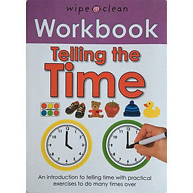 Workbook Telling the Time