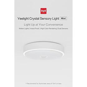 Đèn Led Ốp Trần Cảm Biến Chuyển Động Mini Xiaomi Yeelight 250mm - Bản Quốc Tế Nhập Khẩu