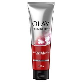 Olay Regenerist revitalising Cream Cleanser 100ml