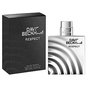David Beckham Respect Eau De Toilette 90ml Spray
