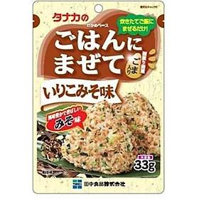 Gia vị rắc cơm vị miso (Tanaka) - 33g