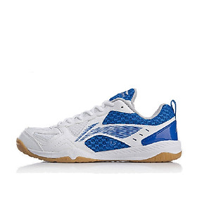 Giày thể thao nam Lining APTP001-1 mẫu mới trọng lượng nhẹ, phù hợp với bàn chân người Việt màu trắng xanh đủ size - giày bóng bàn chuyên dụng