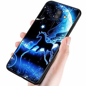 Hình đại diện sản phẩm Ốp điện thoại Samsung Galaxy A6 2018 - Lung Linh Sắc Màu MS LLSM033 - Hàng Chính Hãng