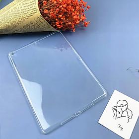 Ốp Lưng Silicone dẻo trong suốt cho iPad Gen 7/ New 2019 10.2 inch Protective Case  - Hàng nhập khẩu
