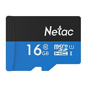 THẺ NHỚ MICRO SDHC NETAC 16GB - Hàng Chính Hãng