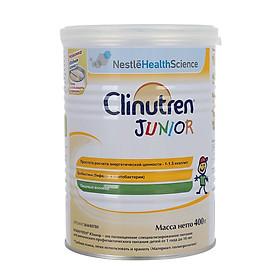 Sữa béo Clinutren Junior Nga cho trẻ từ 1-10 tuổi (400g)