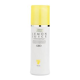 Gel Tẩy Tế Bào Chết Lemon Juice Peeling Gel Geo