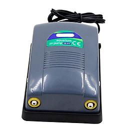 Máy sủi khí oxy mini 2 vòi sobo sb-648