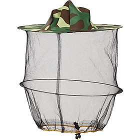 Mặt Nạ Lưới Chống Ong Đốt Cho Thợ Nuôi Ong