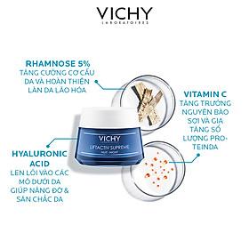 Kem Dưỡng Giúp Chống Nhăn Và Làm Săn Chắc Da Ban Đêm - Liftactiv Ds Night Cream Vichy 50ml - 100458675