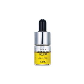 Lọ tinh chất chống lão hóa và sáng da Idebenone Ampoule Ultra V DDK 6ml