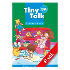 Tiny Talk 3: Pack (A) (Student Book and Audio CD)