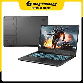 Laptop Asus Gaming TUF FX706HC-HX003T (i5 11400H/8GB RAM/512GB SSD/17.3 FHD/RTX 3050 4Gb/Win10/Xám)- Hàng chính hãng