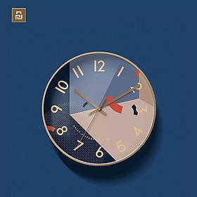 Đồng hồ treo tường Xiaomi Youpin Yuihome trang trí nội thất 30,5cm Mặt kính gương