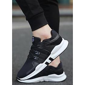 Giày Sneaker Nam Siêu Nhẹ Gnnew03 - Đen