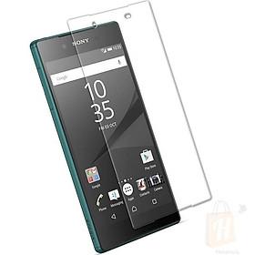 Hình đại diện sản phẩm Miếng Dán Màn Hình Kính Cường Lực Cho Sony Z5 prime