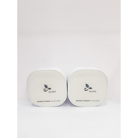 Combo Phấn Nước Trang Điểm Chống Nắng Bổ Sung Collagen Ecosy The Collagen Spf50+/Pa+++(15G) -Số 23