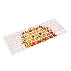 Keyboard Dustproof  Cover Thai Language Keyboard Protector For Apple Macbook 13-17 Inch