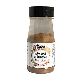 Combo 3 hũ ngũ vị hương Vipep 40gr chuẩn gia vị ướp thịt