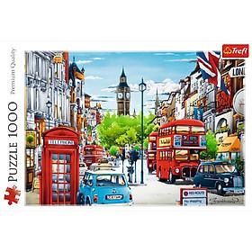 Tranh ghép hình TREFL 10557- 1000 mảnh Puzzle London Clementoni ( (jigsaw puzzle Tranh ghép hình)