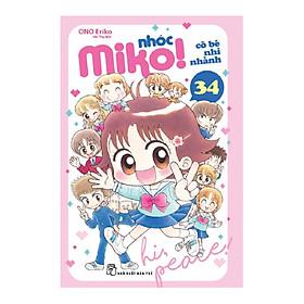 Nhóc Miko! Cô Bé Nhí Nhảnh 34
