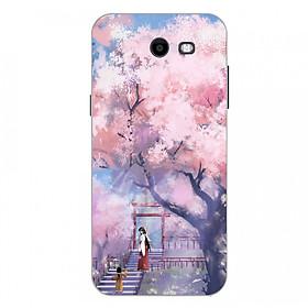 Hình ảnh Ốp điện thoại dành cho máy Samsung Galaxy J3 Prime - 2 mẹ con MS ACIKI004