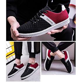 Giày thể thao nam phối màu-2