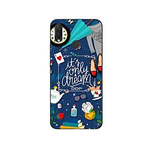 Ốp Lưng Dẻo Cho Điện thoại Huawei Nova 3i - Dream Girl 02