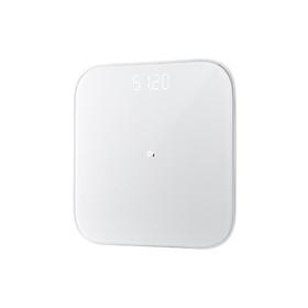 Cân Kỹ Thuật Số Xiaomi Màn Hình Hiển Thị LED Ẩn (BT 5.0) - Trắng