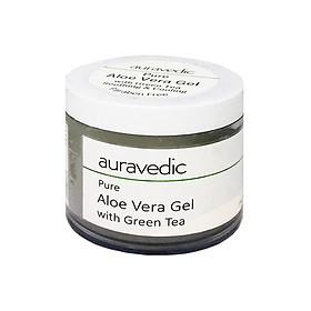 AuraVedic Pure Aloe Vera Gel - Gel Nha Đam 100g