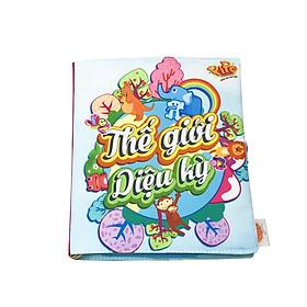 Sách vải Thế giới kỳ diệu (PiPô Việt Nam)