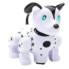 Chú Chó Chạy PIN ROBOT DOG, Xoay 360, Cảm Biến Vật Cản, Nhạc Tiếng Anh